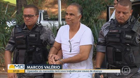 Justiça autoriza Marcos Valério a trocar de empresa