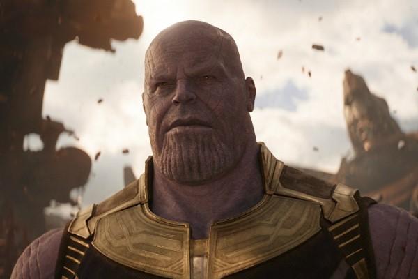 Josh Brolin como Thanos em Vingadores: Guerra Infinita (Foto: Divulgação)