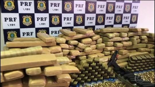 PRF intensifica ações para impedir entrada de armas e drogas no RJ