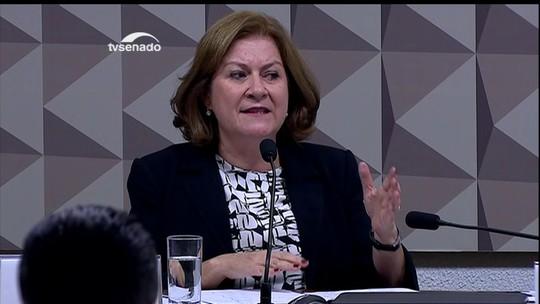 Miriam Belchior diz que o que define a meta de resultado primária é a LDO