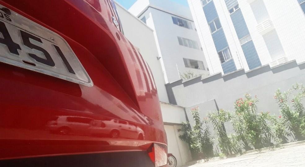 Mudança vale para veículos com placas de finais 1 e 2 (Foto: Anderson Barbosa/G1)