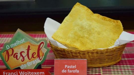 Pastel de Farofa