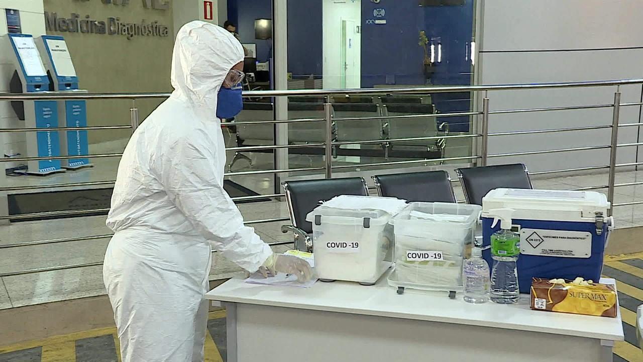 Um em cada quatro paulistanos já foi infectado pela Covid-19, diz governo de São Paulo