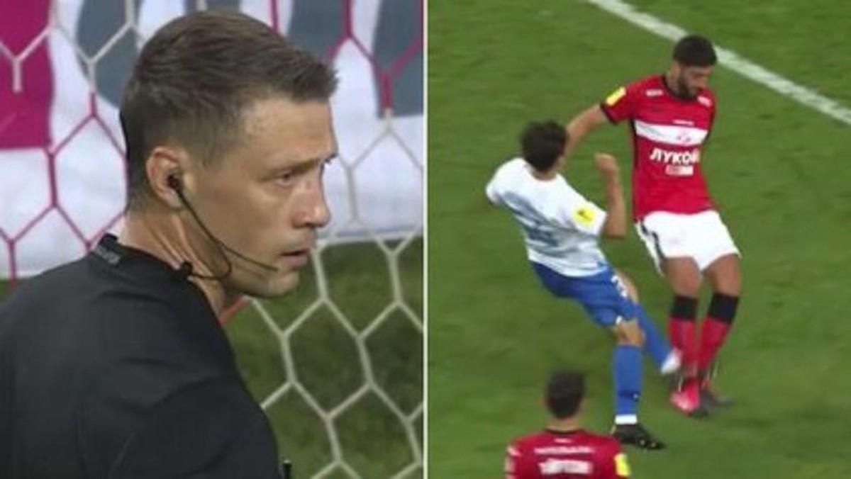 Rússia submete árbitro e VAR a detector de mentiras após pênalti marcado contra o Spartak