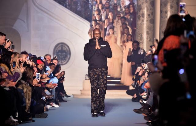 Virgil Abloh assume o masculino da Louis Vuitton (Foto: Reprodução)