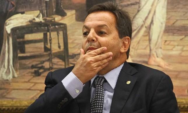Sergio Zveiter (Foto: André Borges / Estadão)