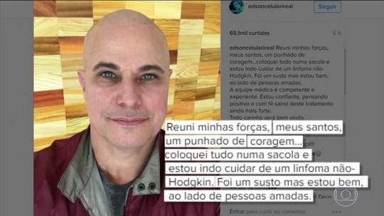 Bem Estar explica o câncer que o ator Edson Celulari está tratando