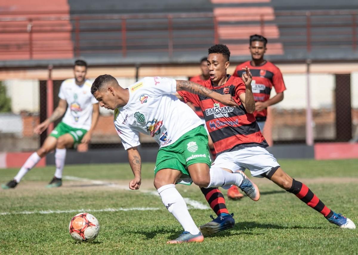 a521842b348a3 Francana se mantém na briga pela semi da Segundona após vitória dramática  sobre o Flamengo-SP   futebol   Globoesporte
