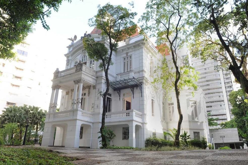 Palacete das Artes (Foto: Divulgação)