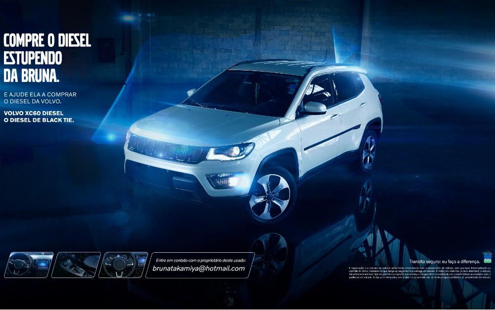 Volvo Xc90 Momentum >> Volvo divulga carros de outras marcas para seus clientes ...