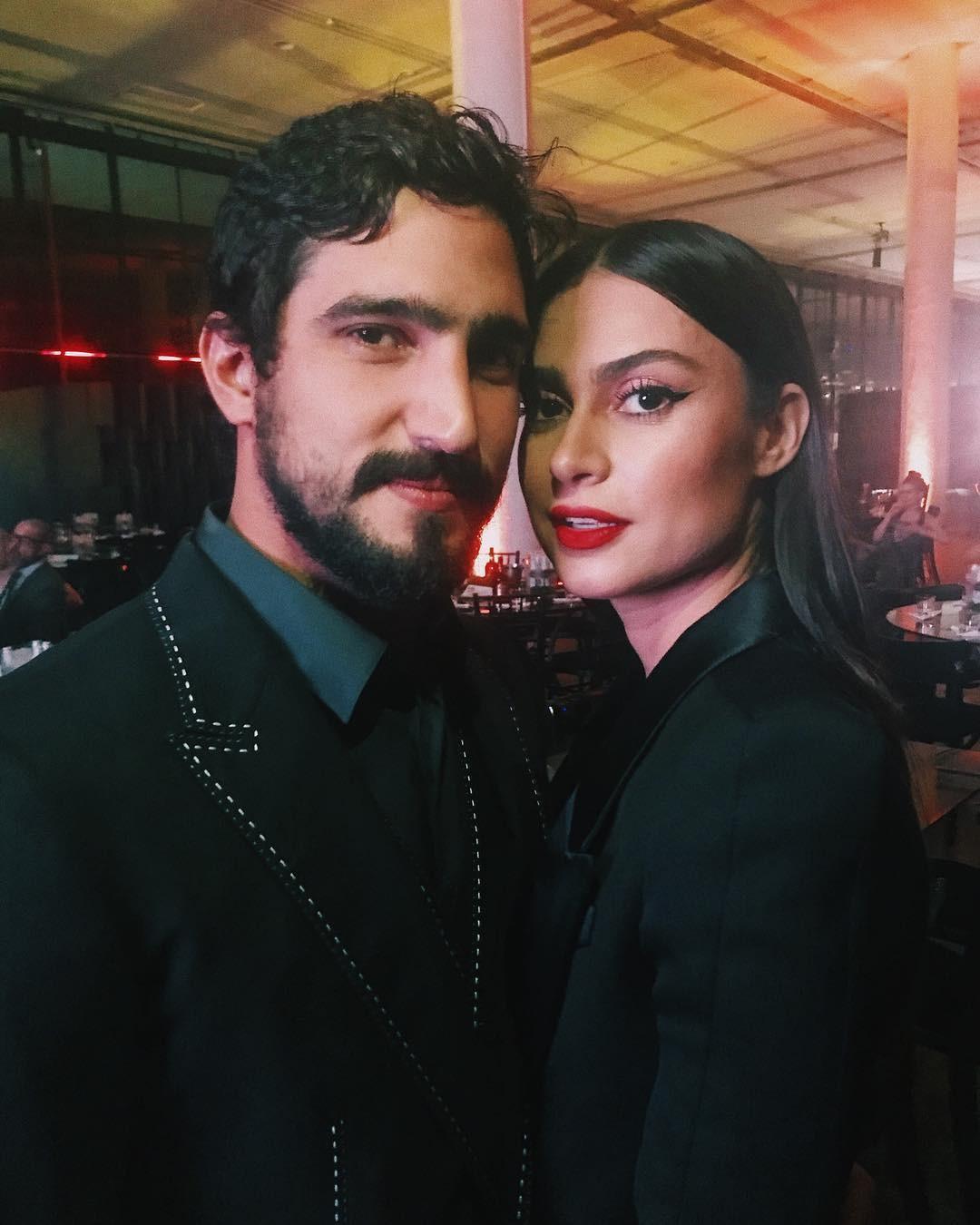 Renato Góes e Thaila Ayala (Foto: Reprodução/Instagram)