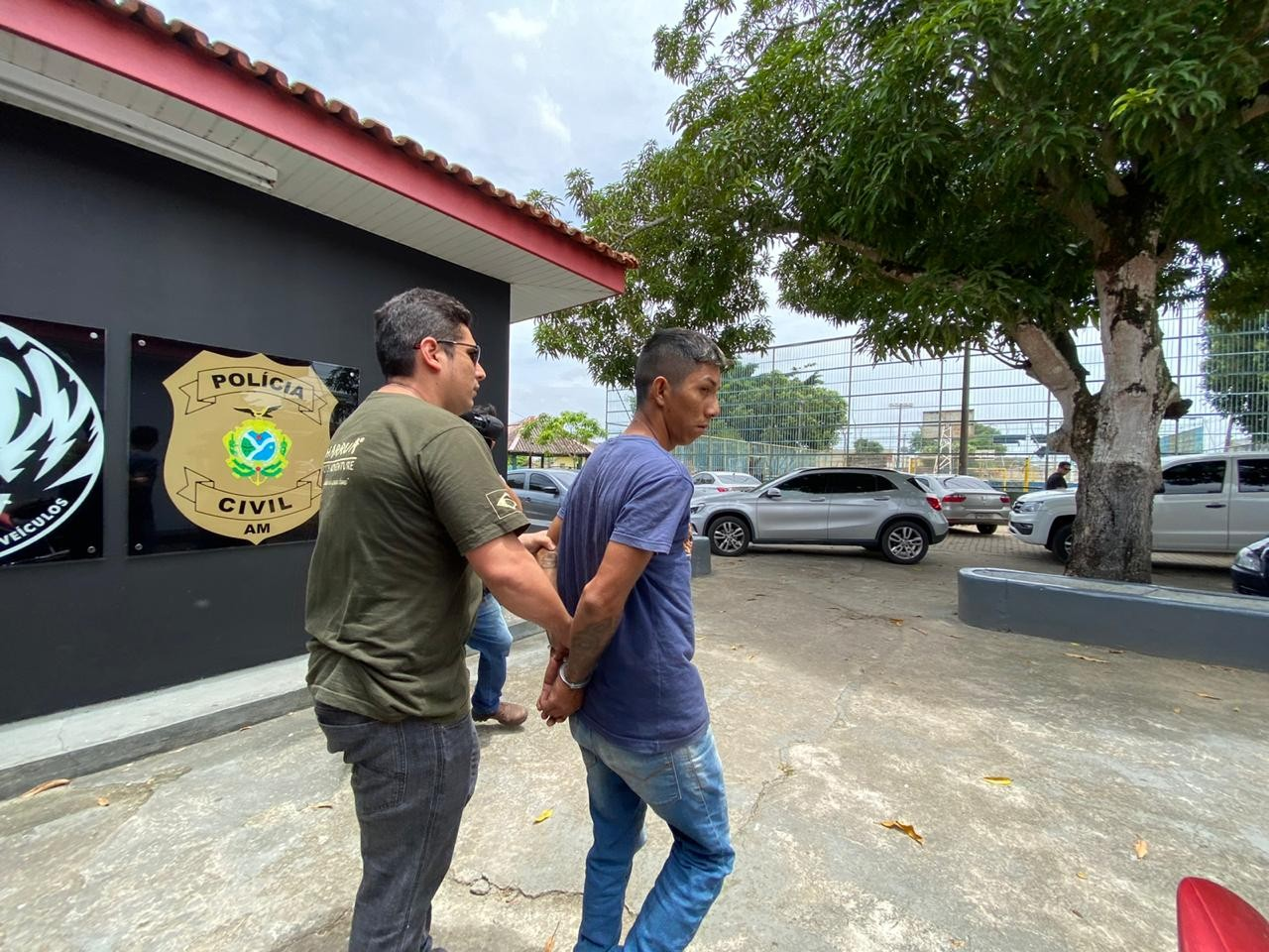 Suspeito de apedrejar e assaltar motoristas de aplicativo é preso em Manaus