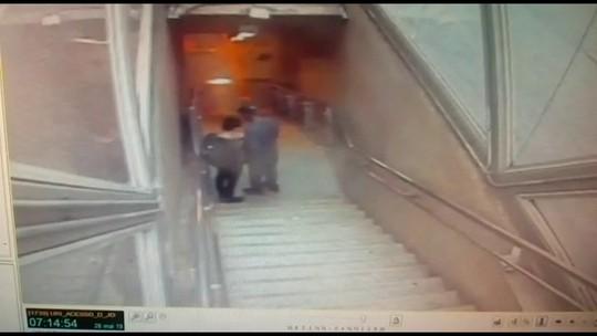 Passageiros são assaltados em estação do metrô na Zona Norte do Rio