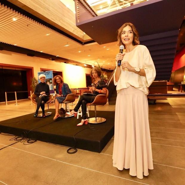 Laura Ancona, diretora de redação de Marie Claire (Foto: Mariana Pekin)