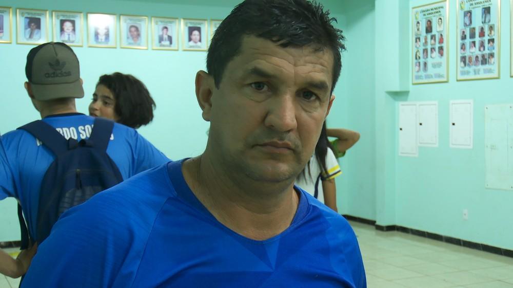 Elias Araújo explica que Funcet está buscando solução  (Foto: Reprodução Rede Amazônica)