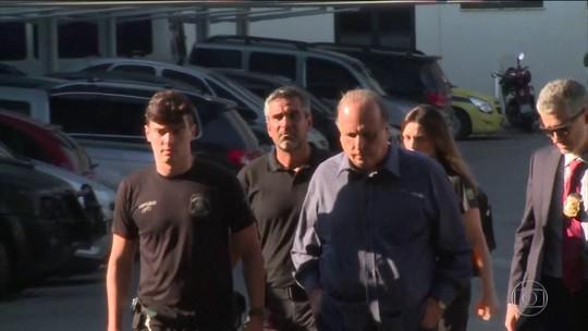 Pezão é o primeiro governador do estado do RJ preso no exercício do mandato