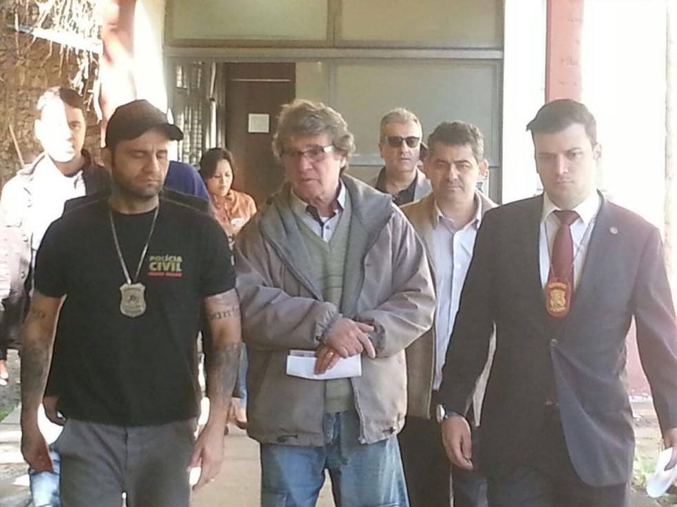 -  Bejani é transferido para penitenciária em Juiz de Fora  Foto: Rafael Antunes/G1