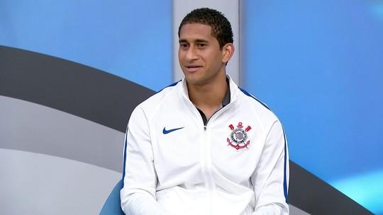 """Pablo diz que tudo caminha para ficar no Corinthians, maior desejo: """"Nunca mudou"""""""