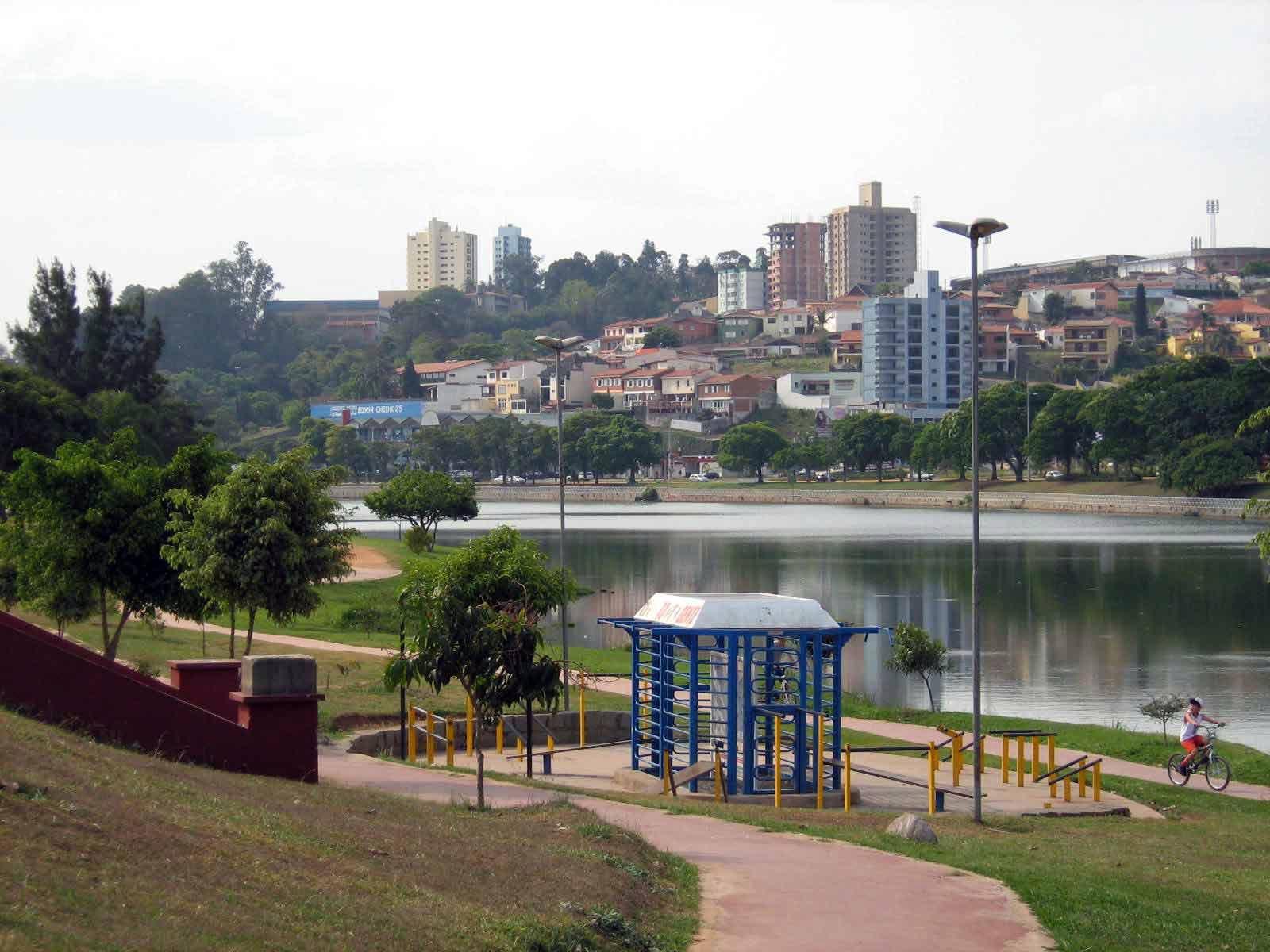 Corpo de homem desaparecido é encontrado no lago do Taboão em Bragança Paulista