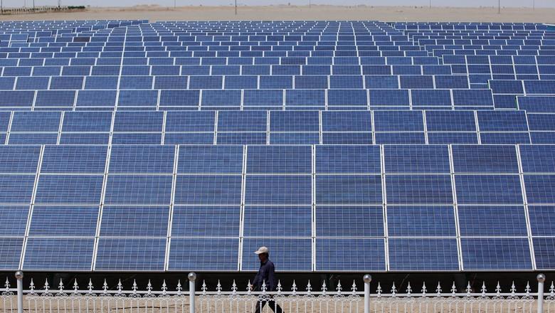 placas_solares_energia_solar_tecnologia (Foto: Getty Images)