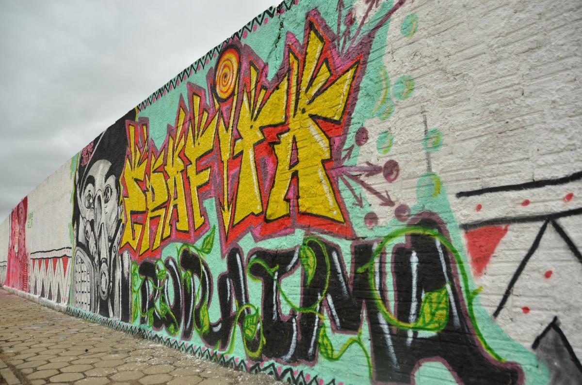 Quarta edição do Grafita Roraima leva atividades para escolas da capital