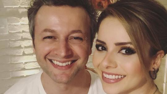 Noely se derrete por Lucas Lima, marido de Sandy: 'Virou um filho'