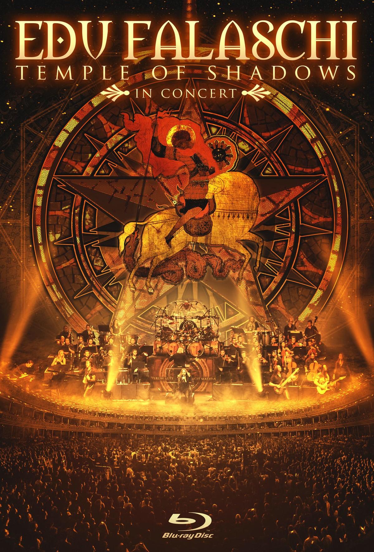 Edu Falaschi lança DVD do show em que pôs Guilherme Arantes no templo do metal   Blog do Mauro Ferreira