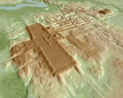 Maior e mais antigo monumento maia é descoberto no sul do México