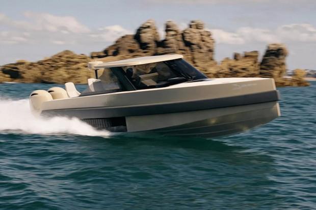 Iguana Yachts é a fabricante do modelo anfíbio Commuter (Foto: Divulgação)