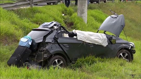 PRF registra 2 mortes e mais de 5 mil multas nas rodovias federais durante feriado de Finados, em Goiás