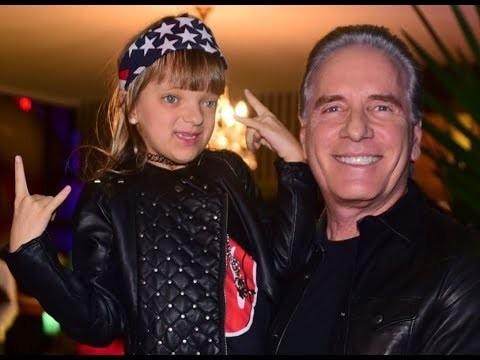 Rafaella Justus com o pai Roberto Justus (Foto: Reprodução Instagram)