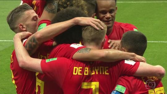 Frustração da Bélgica em 2006 e 2010 se transformou em determinação