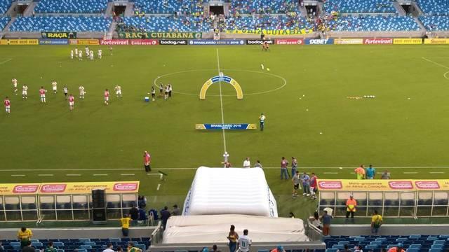Cuiabá x Operário-PR Arena Pantanal