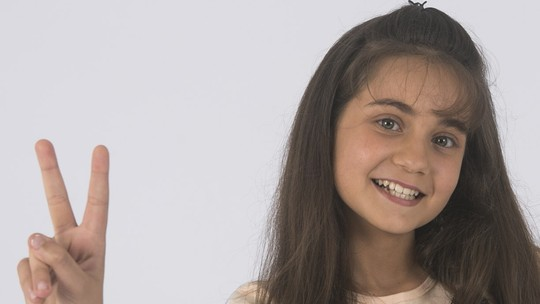 Saiba mais sobre Ranna Andrade, participante do 'The Voice Kids'