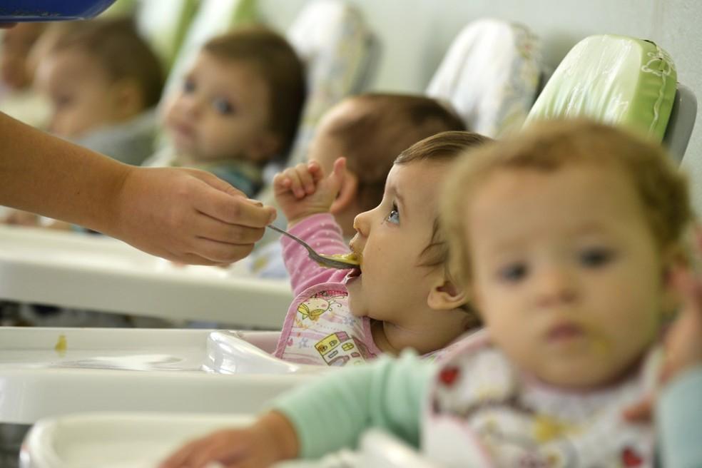 Falta de vagas em creches atinge mais as famílias com renda mais baixa, segundo mostram dados da Pnad 2017 divulgados nesta sexta-feira (Foto: Prefeitura de Jundiaí/Divulgação)