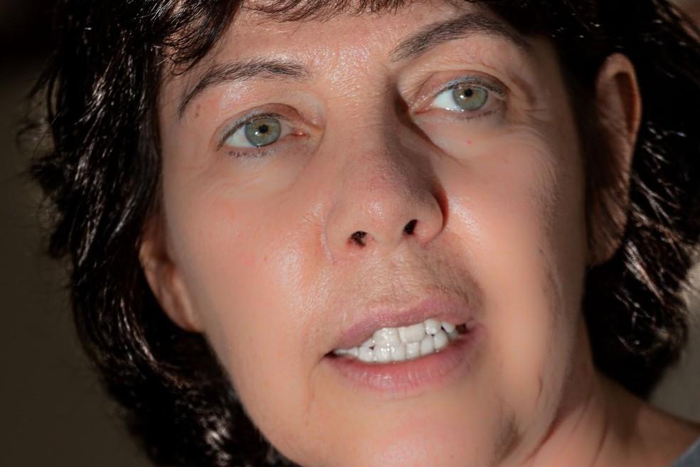 Pesquisadora Santuza Teixeira é uma das poucas mulheres na Academia Brasileira de Ciência — Foto: Nelson Almeida/Divulgação