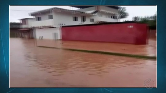 Após chuvas, moradores permanecem sem água em Eugenópolis