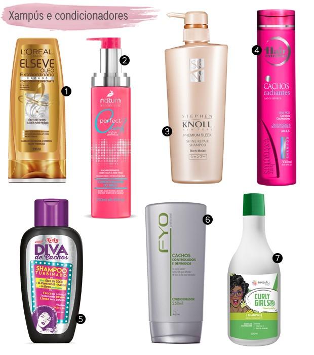 a53f5e6bd 23 produtos específicos para os cabelos cacheados - Quem