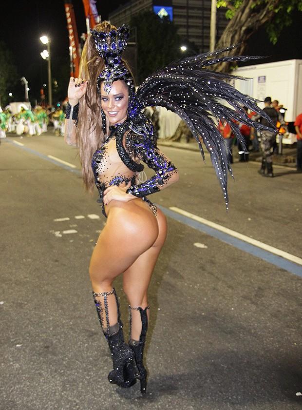 Denise Dias (Foto: Andre Luiz/ AgNews)