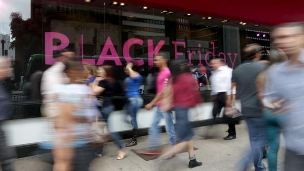 Black Friday no Brasil, comércio faz promoções na última sexta de novembro (Foto:  Paulo Pinto/ Fotos Públicas)