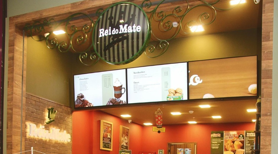Em 2018, a rede de cafeterias Rei do Mate faturou R$ 270 milhões (Foto: Divulgação)