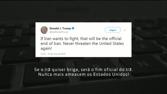 Irã lembra conquistas da civilização persa em briga com Trump