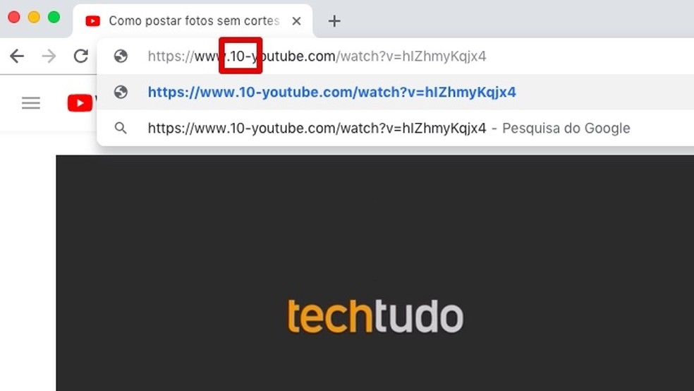 10youtube Como Baixar Vídeo E Música Do Youtube Sem Instalar Programas áudio E Vídeo Techtudo