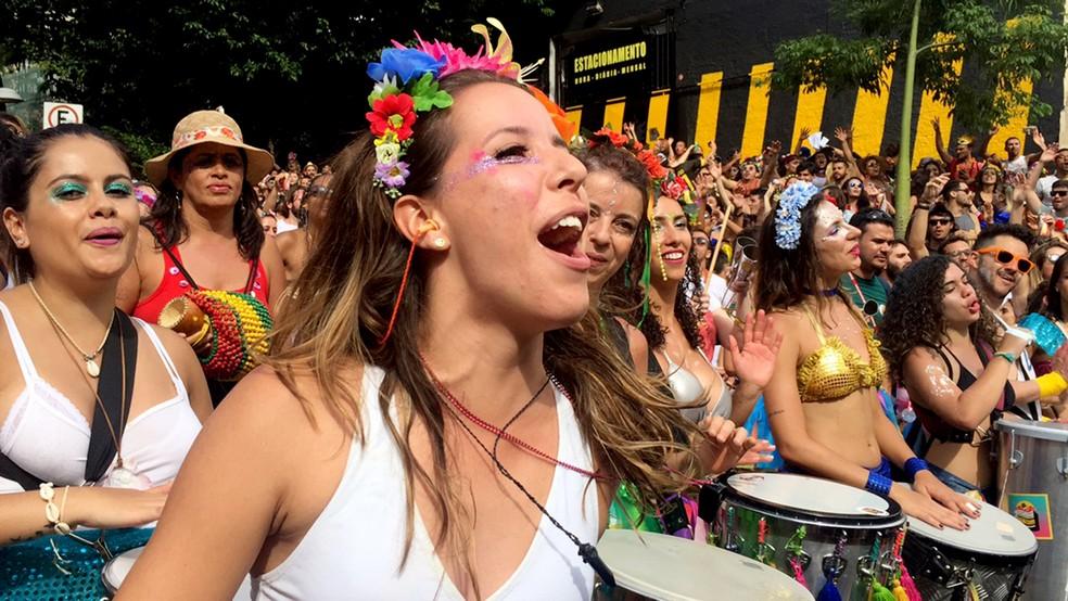 Juventude Bronzeada é uma das atrações do Festival Jângalove neste domingo (4) (Foto: Raquel Freitas/ G1)