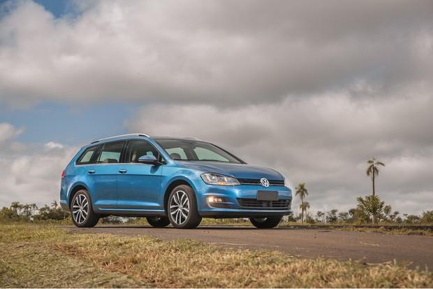 Volkswagen Golf Variant (Foto: Marcos Camargo)