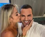 """Após se separar do marido, affair assume romance com Eduardo Costa: """"Magia de amar você"""""""