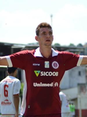 Desportiva empresta zagueiro Willyan ao sub-20 do Flamengo por um ano
