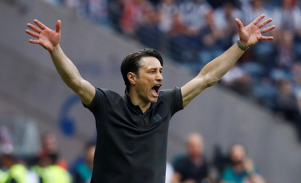 Niko Kovac, novo técnico do Bayern (Foto: Reuters)