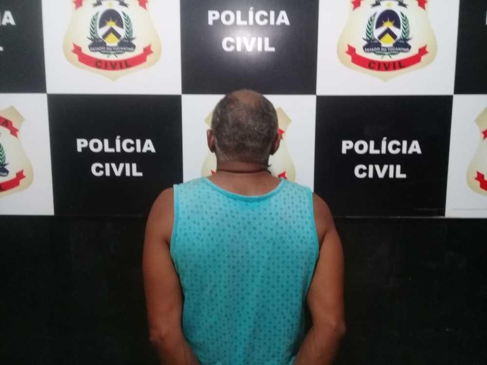 Polícia prende suspeito de invadir fazenda para furtar roçadeiras, furadeiras e motosserras - Notícias - Plantão Diário