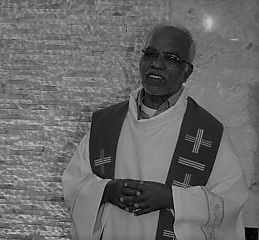 Padre Paschal Prosper, da Arquidiocese de Maceió, morre aos 69 anos na Índia
